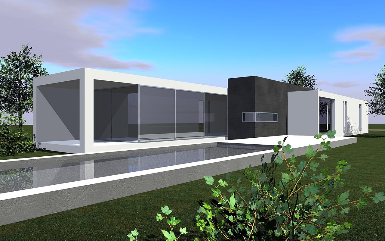 Art Webber építészeti vázlattervek