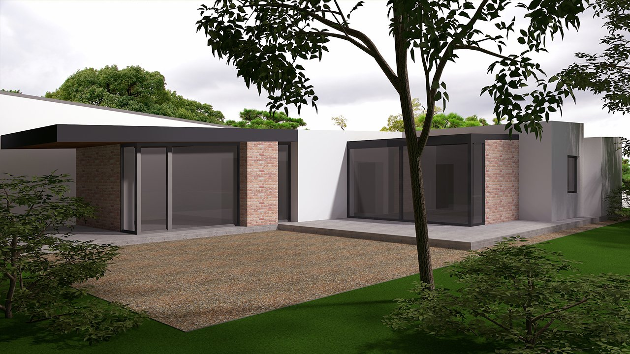 Art Webber modern házak